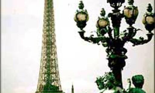 Eiffeltårnet er verdens fremste reisemål. Foto: Jorge Tutor Foto: Jorge Tutor