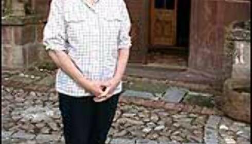 Joan Johnson har ikke møtt slottspøkelsene selv på 21 år, så sjansen er nok liten for at du treffer noen av dem.