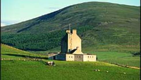 Corgarff Castle <I>Foto: Aberdeen and Grampian Tourist Board</I> Foto: Aberdeen and Grampian Tourist Board