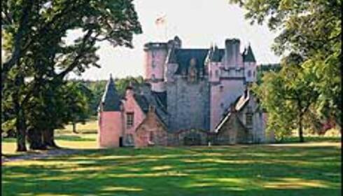 Castle Fraser <br /> <I>Foto: Aberdeen and Grampian Tourist Board</I> Foto: Aberdeen and Grampian Tourist Board