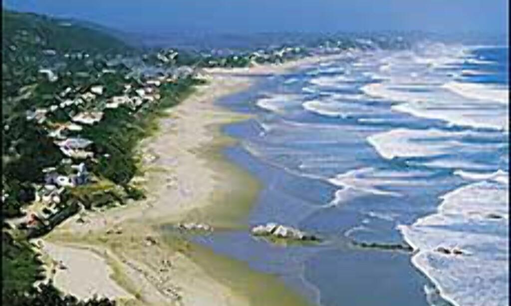 Wilderness strand. <I>Photocourtesy: South African Tourism</I> Foto: South African Tourism