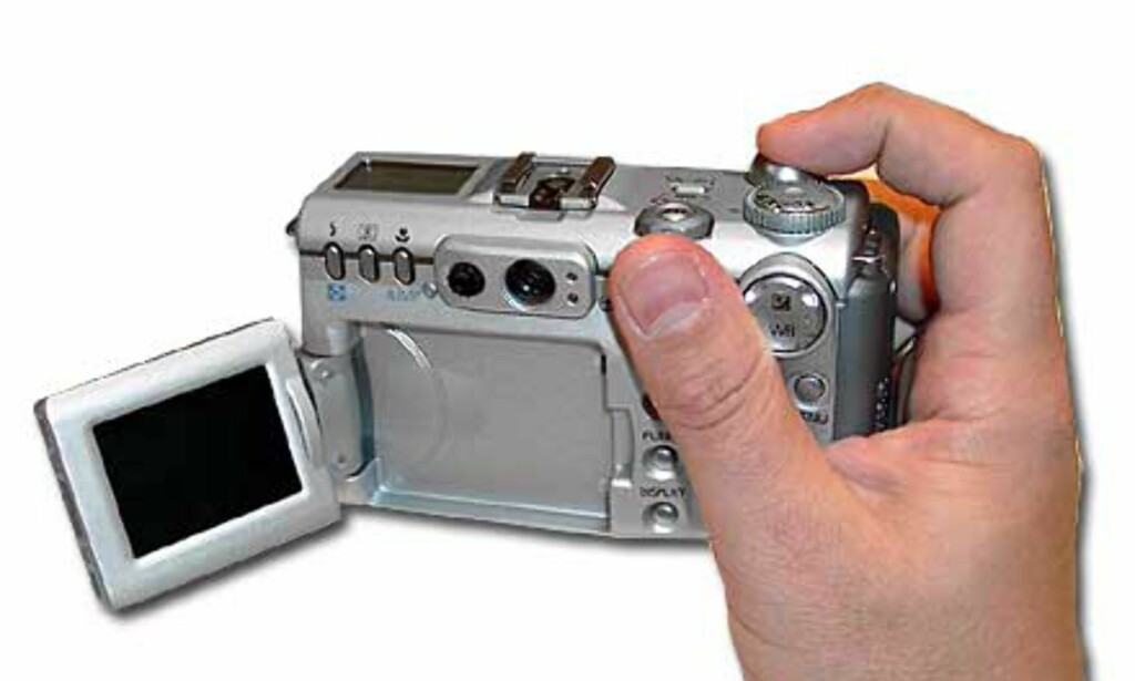image: Brukervennlig kamera, fantastisk bildekvalitet