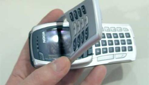 Slik åpnes Nokia 6800