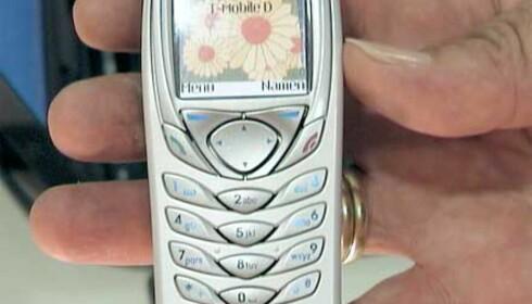 Nokia 6100 - den minste fra Nokia