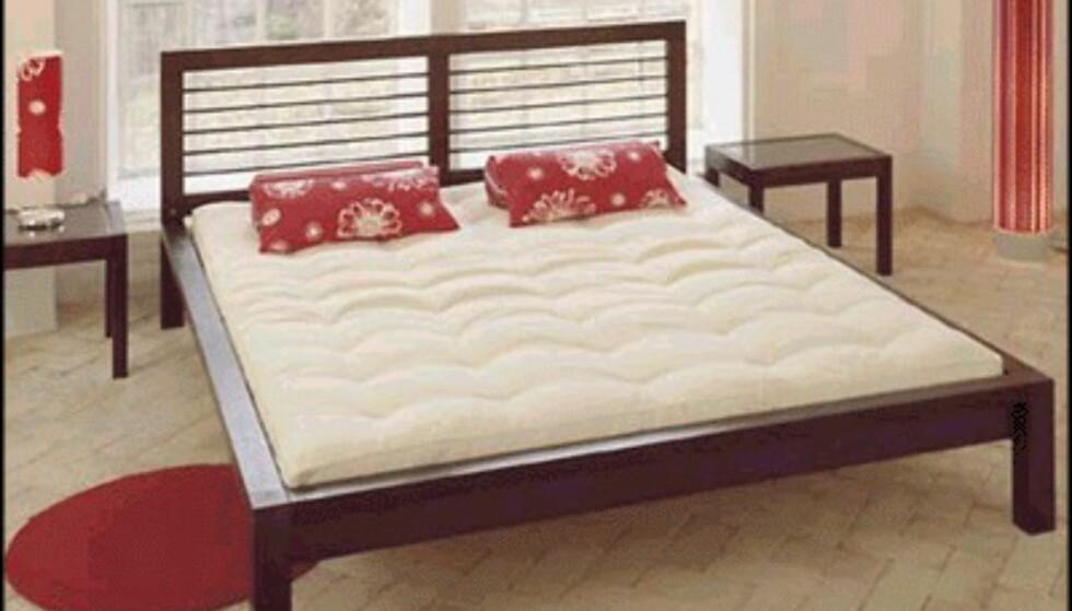 Jazz fra danske Karup Partners er laget for futonmadrasser. Billig er den også, med en pris på rundt 4.000 kroner.