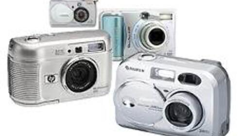 Stor test av rimelige digitalkamera