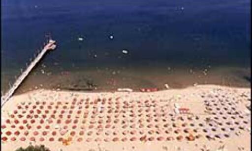 Bulgaria skuffer mest i følge britiske turister i Telegraphs undersøkelse. Her et bilde fra Golden Sands. Foto: Travel Bulgaria