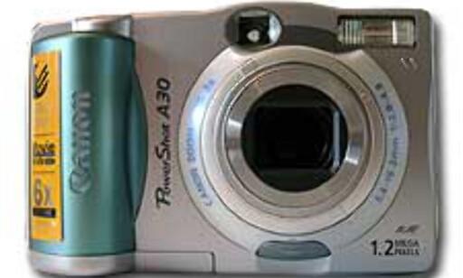 image: Canon Powershot A30/A40