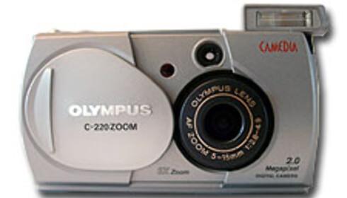 Olympus C220Zoom
