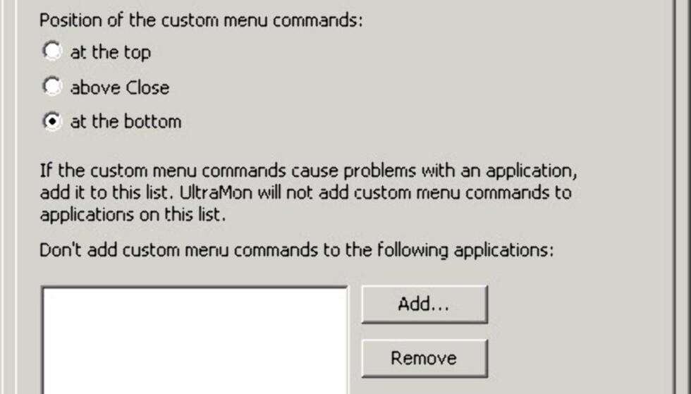 Flere skjermer -  full kontroll