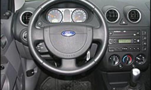 image: 3. Ford Fiesta: Kjøremaskinen