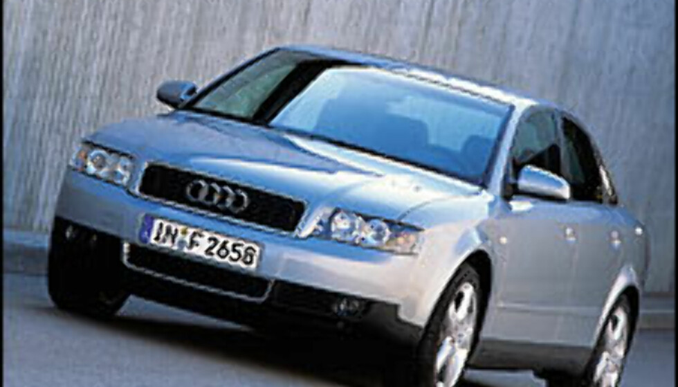Audi billigere, Opel dyrere