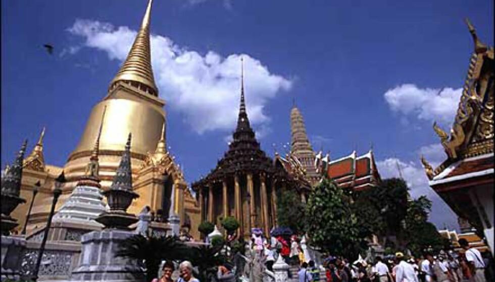 Snapshots fra Thailand