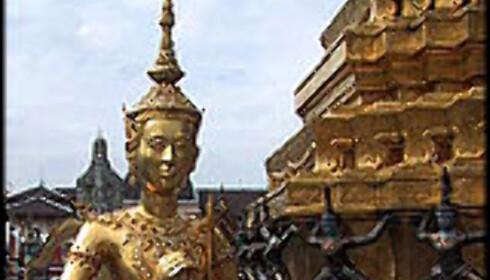 THAILAND: Tempelområder er av stedene du bør være forsiktig, i følge danske og britiske myndigheter.