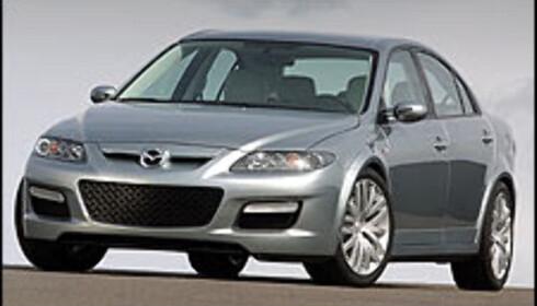 Rallyutgaven av Mazda 6