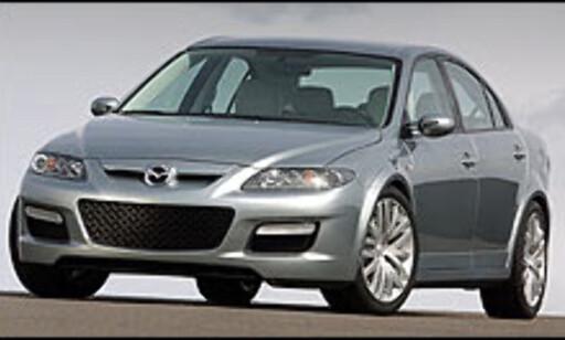 image: Rallyutgaven av Mazda 6