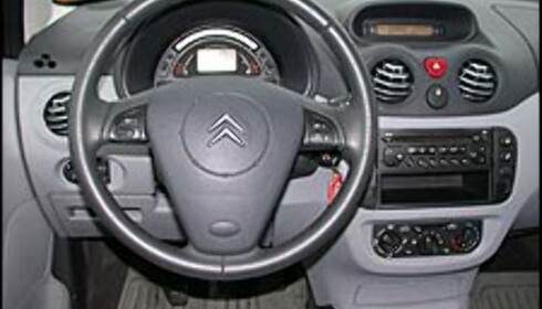 4. Citroën C3: Sjarmøren