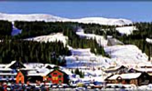Trysilfjellet er Norges største skisenter.