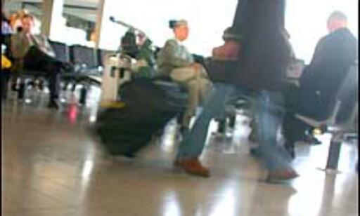 Om du må vente mer enn 30 timer på flyavgangen, kan du definitivt regne med prisavslag.