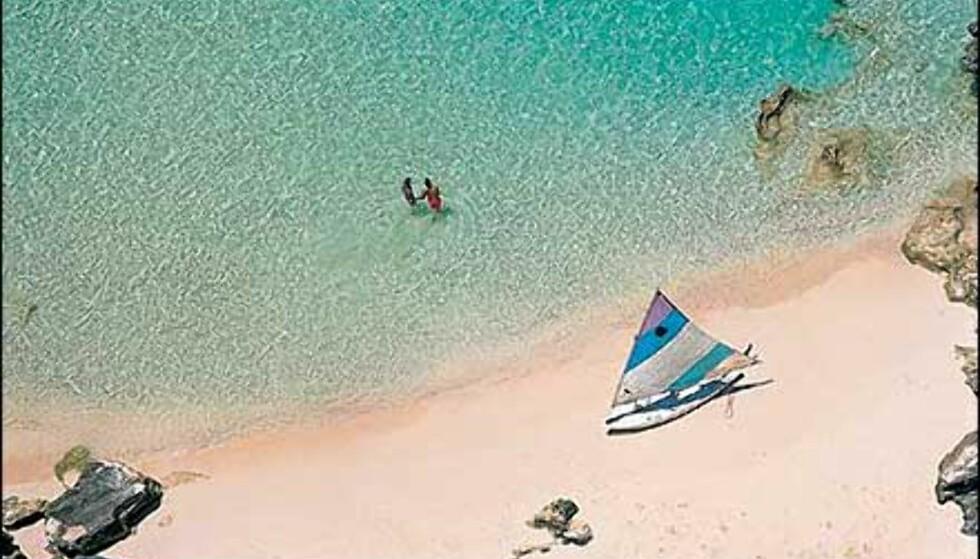 Strender i Karibia