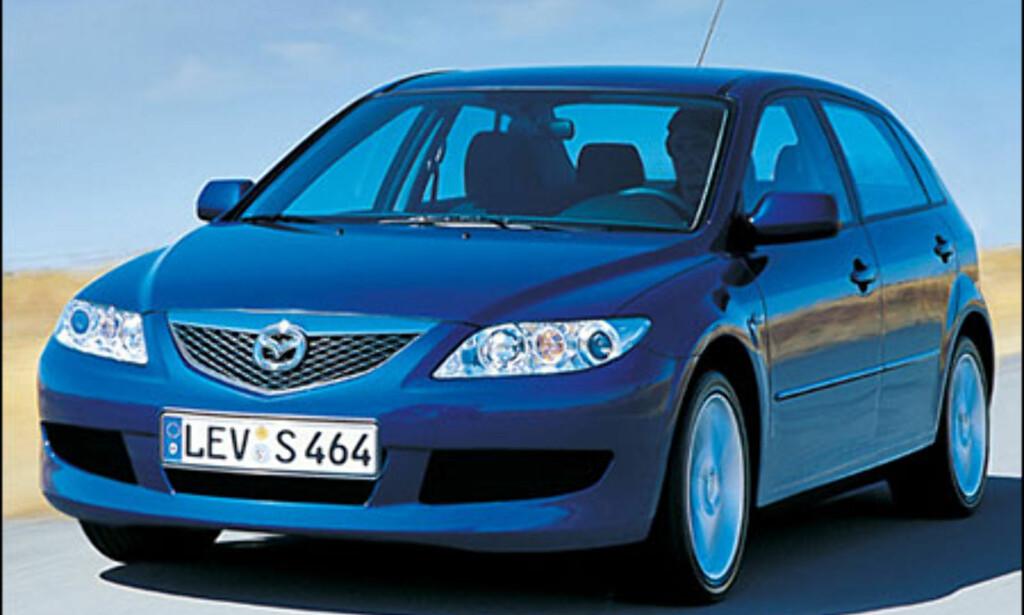 Mazda 3: Etterlengtet etterfølger til 323 dukker opp på Frankfurt-utstillingen.