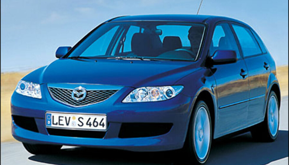 <strong>Mazda 3:</strong> Etterlengtet etterfølger til 323 dukker opp på Frankfurt-utstillingen.