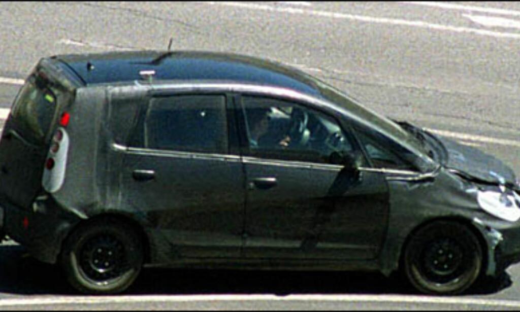 Mitsubishhi MPV: Ny liten flerbruksbil som skal bygges i Nederland.