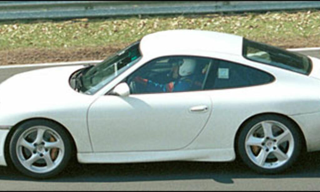 Porsche GT3: Det skal bygges 500 av denne spesialutgaven av 911 Carrera.