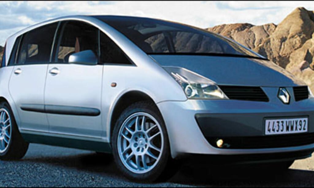 Renault Scenic: Ny utgave i forbindelse med nye Megane.