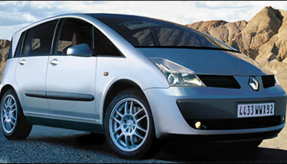 <strong>Renault Scenic:</strong> Ny utgave i forbindelse med nye Megane.