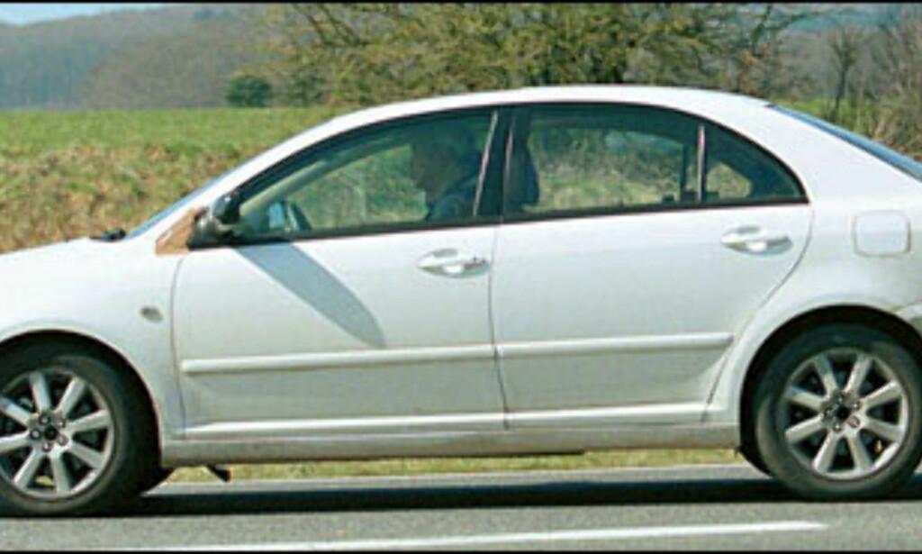 Toyota Avensis: Nye Avensis er rett rundt hjørnet.