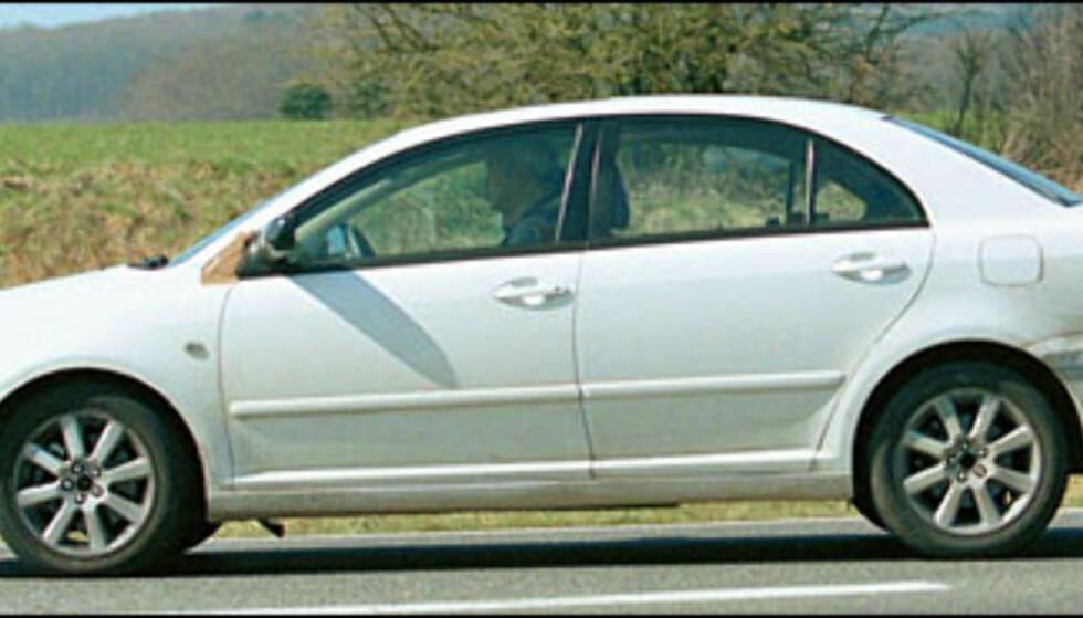 <strong>Toyota Avensis:</strong> Nye Avensis er rett rundt hjørnet.