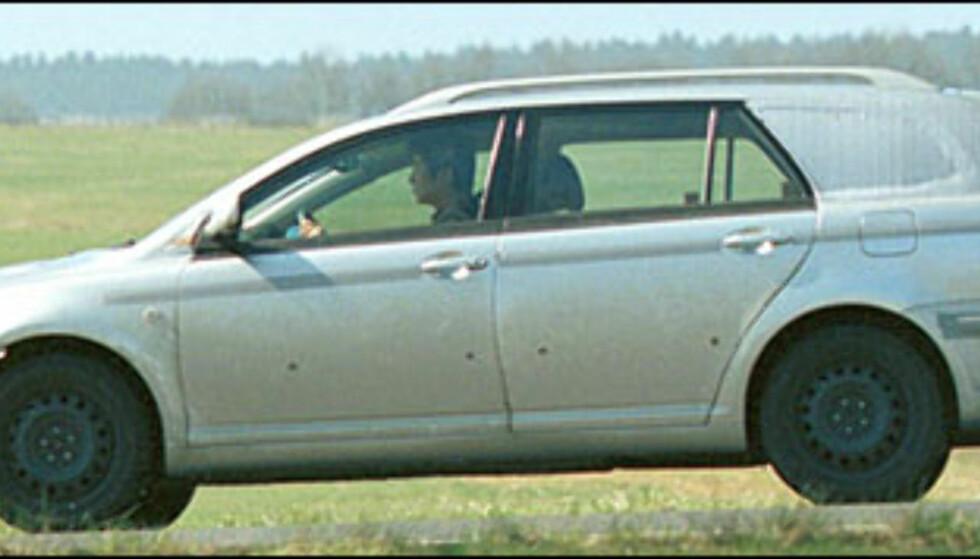 <strong>Toyota Avensis:</strong> Stasjonsvogutgave av nye Avensis.