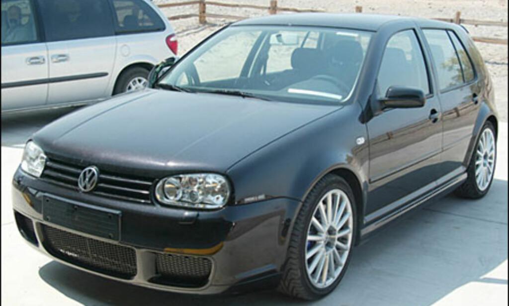 VW Golf R32: Femdørsutgave av verstingen klar til neste år.