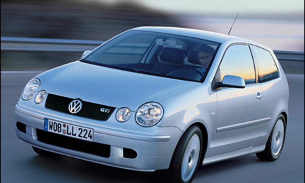 VW Polo: GTI-versjonen dukker opp på senvinteren.