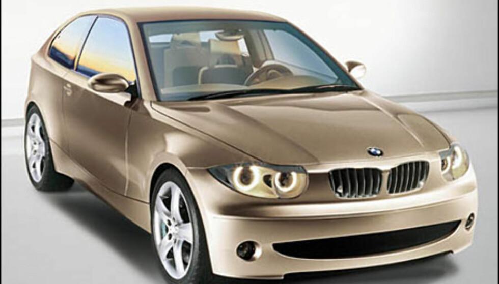 BMW 1-serie: Småbil fra Bayern.