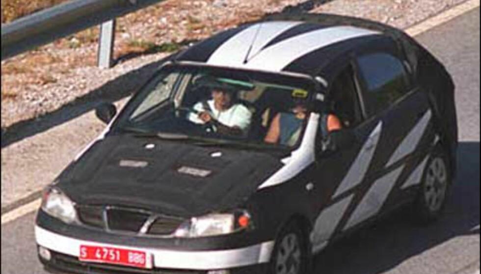 Daewoo Lanos: Kompaktklassebilen dukker opp på hjemmemarkedet til neste år, til Europa tidlig i 2004.