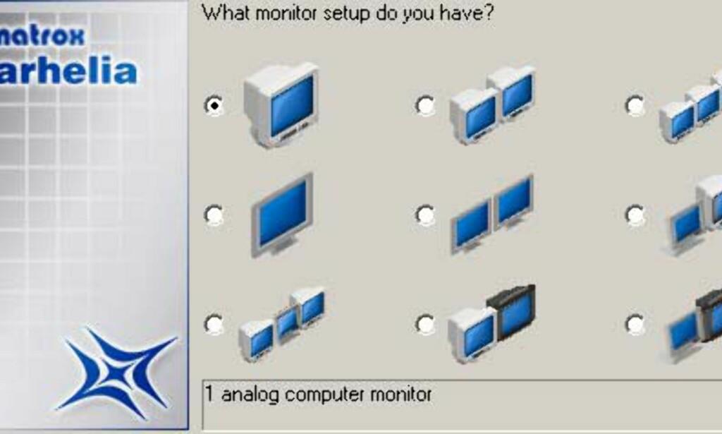 image: Tre skjermer – den optimale arbeidsplass?