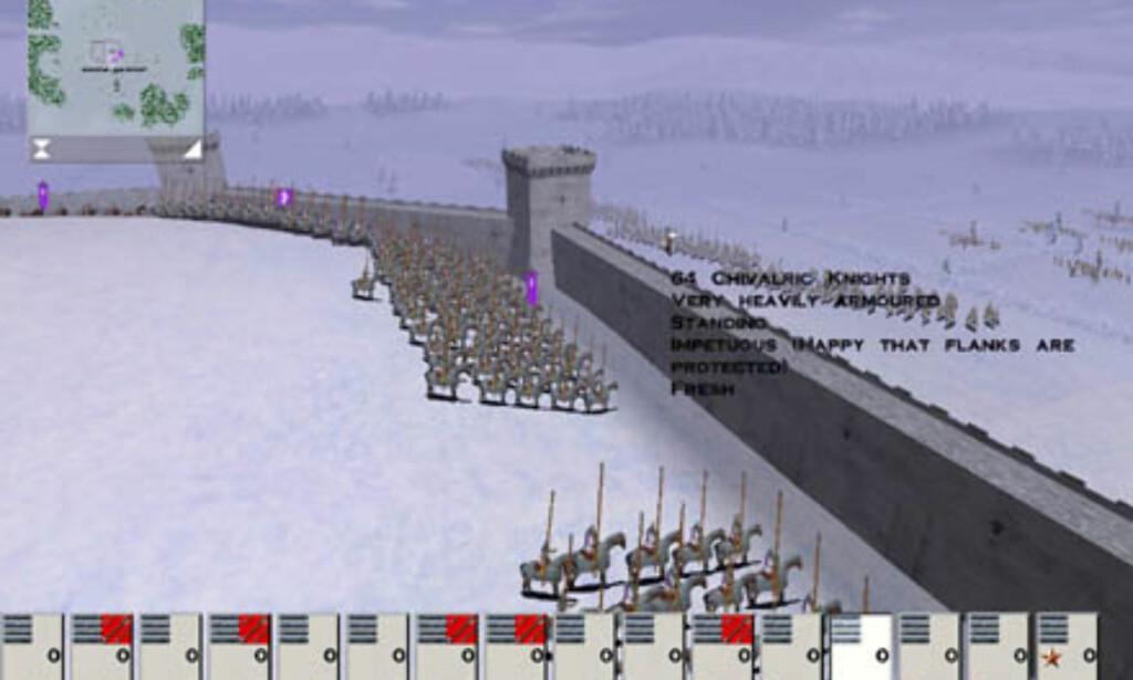 En fiende ved porten