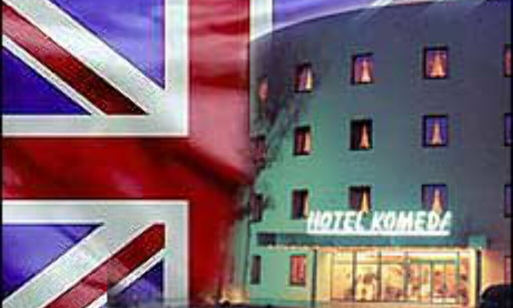 Britiske hoteller holder ikke mål.