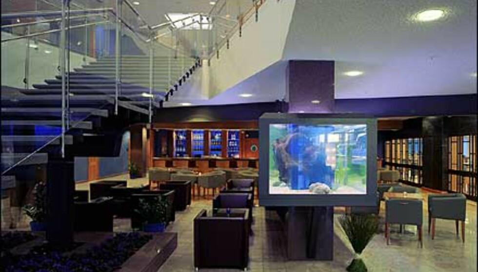 Design hos Nordic Sea Hotel. <I>Foto: Nordic Hotels</I>