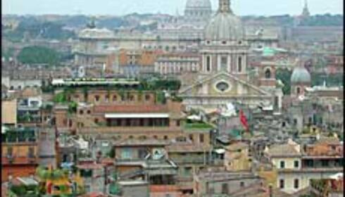 Romareisende får ukens billigste reisekupp.