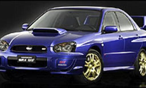 image: Oppgradert rallybil