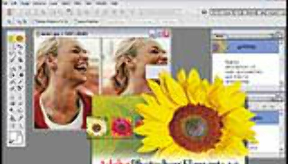 Gratisprøver av Photoshop