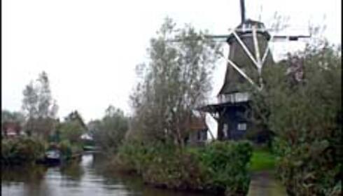 Den er idyllisk beliggende, Sweachmermolen.