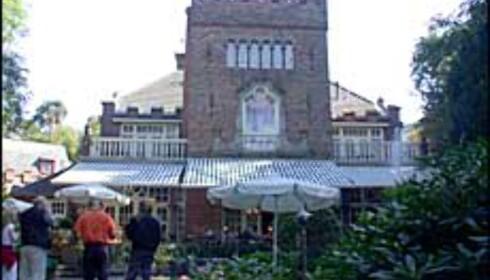 Slottet Kasteel 't Kerkebosch.