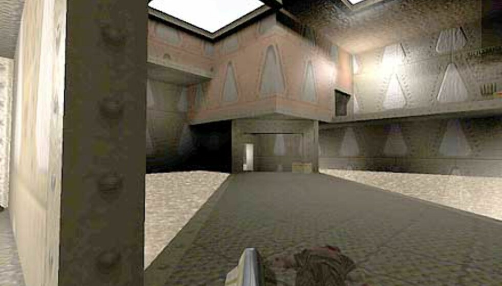 Quake Tenebrae skjermbilder
