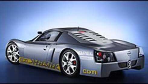 Eco-Speedster: Rask og supergjerrig