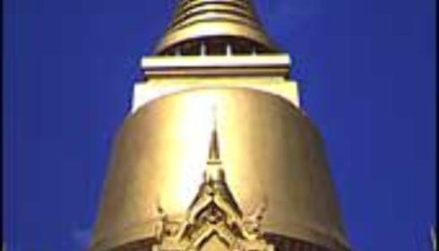 Du rekker å besøke Grand Palace i Bangkok på en kort tur. Foto: Kirsti van Hoegee