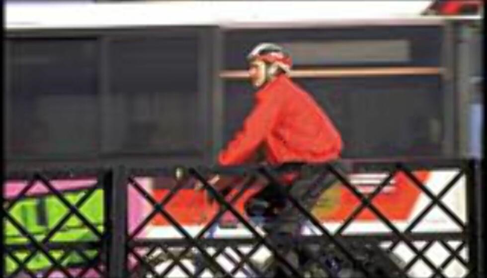 Få føler seg sikre som bysyklister.